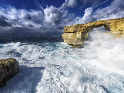Letter published in the Times of Malta following the collapse of the Azure Window
