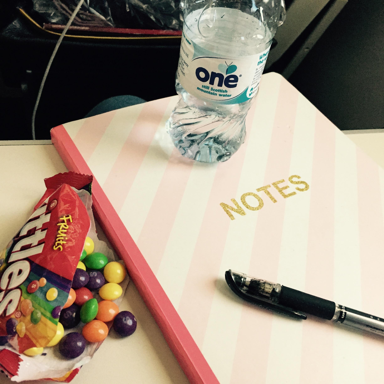 Skittles powered creativity