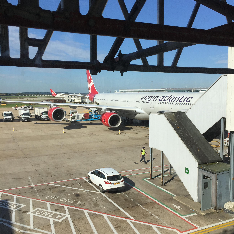 Virgin Atlantic to Los Angeles