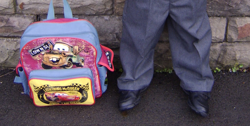 First day of school - 2009