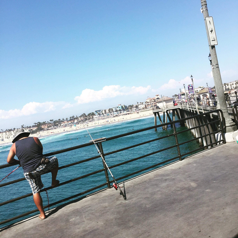 The simple life - Huntington Beach, CA
