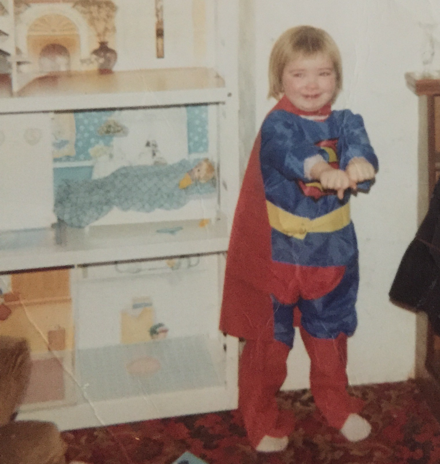Super Powers from a young age!