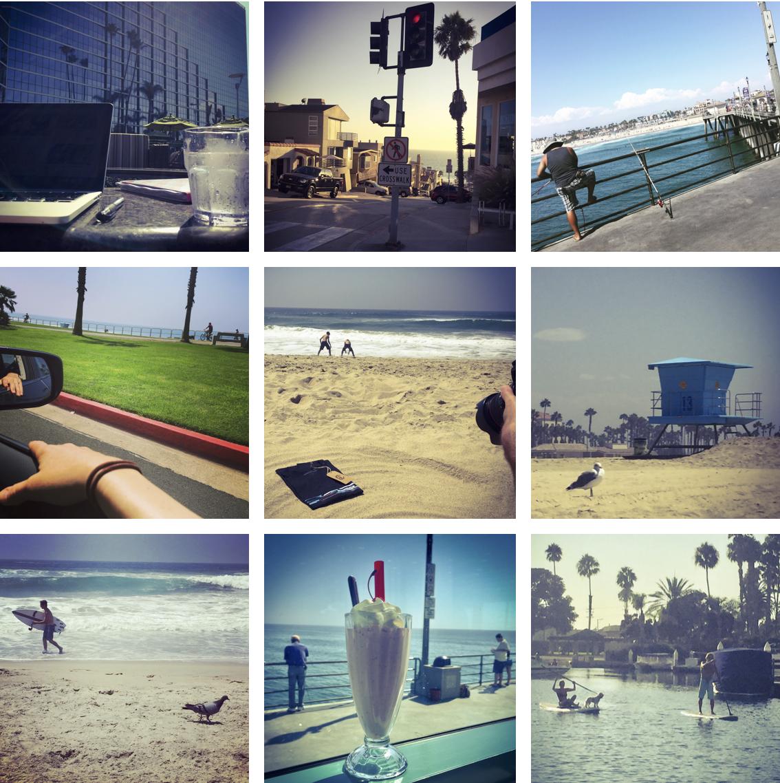 A taste of LA