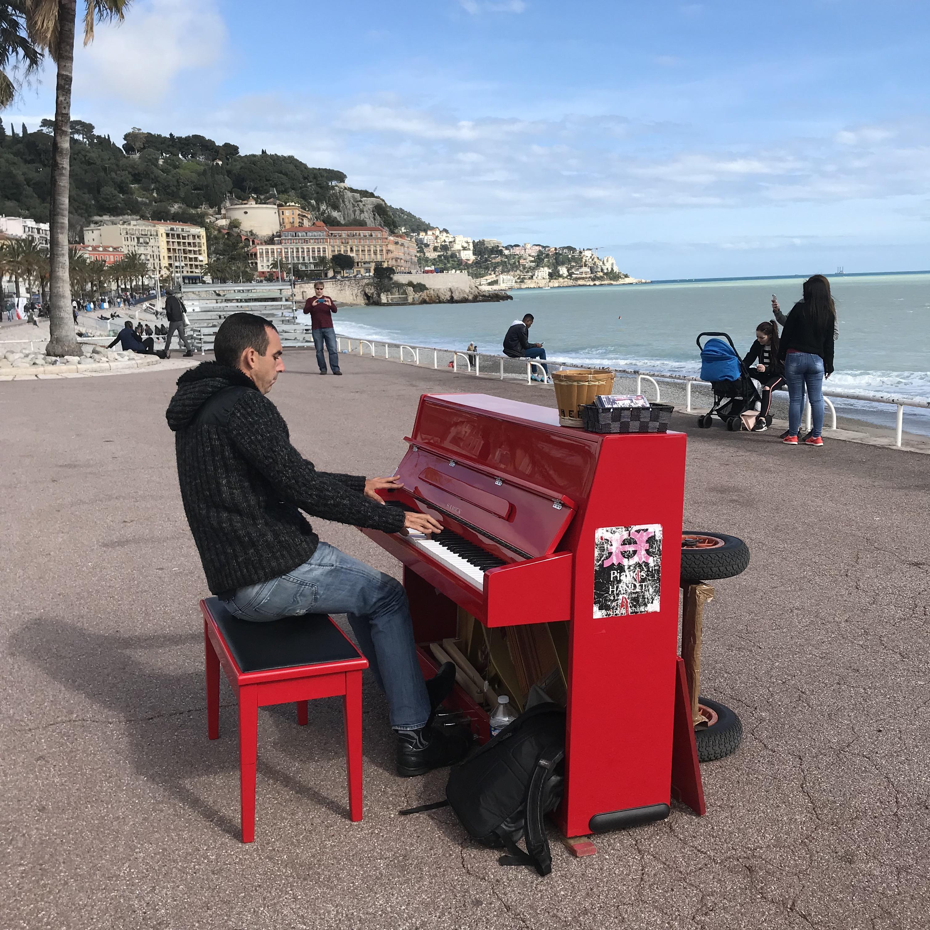nice promenade music
