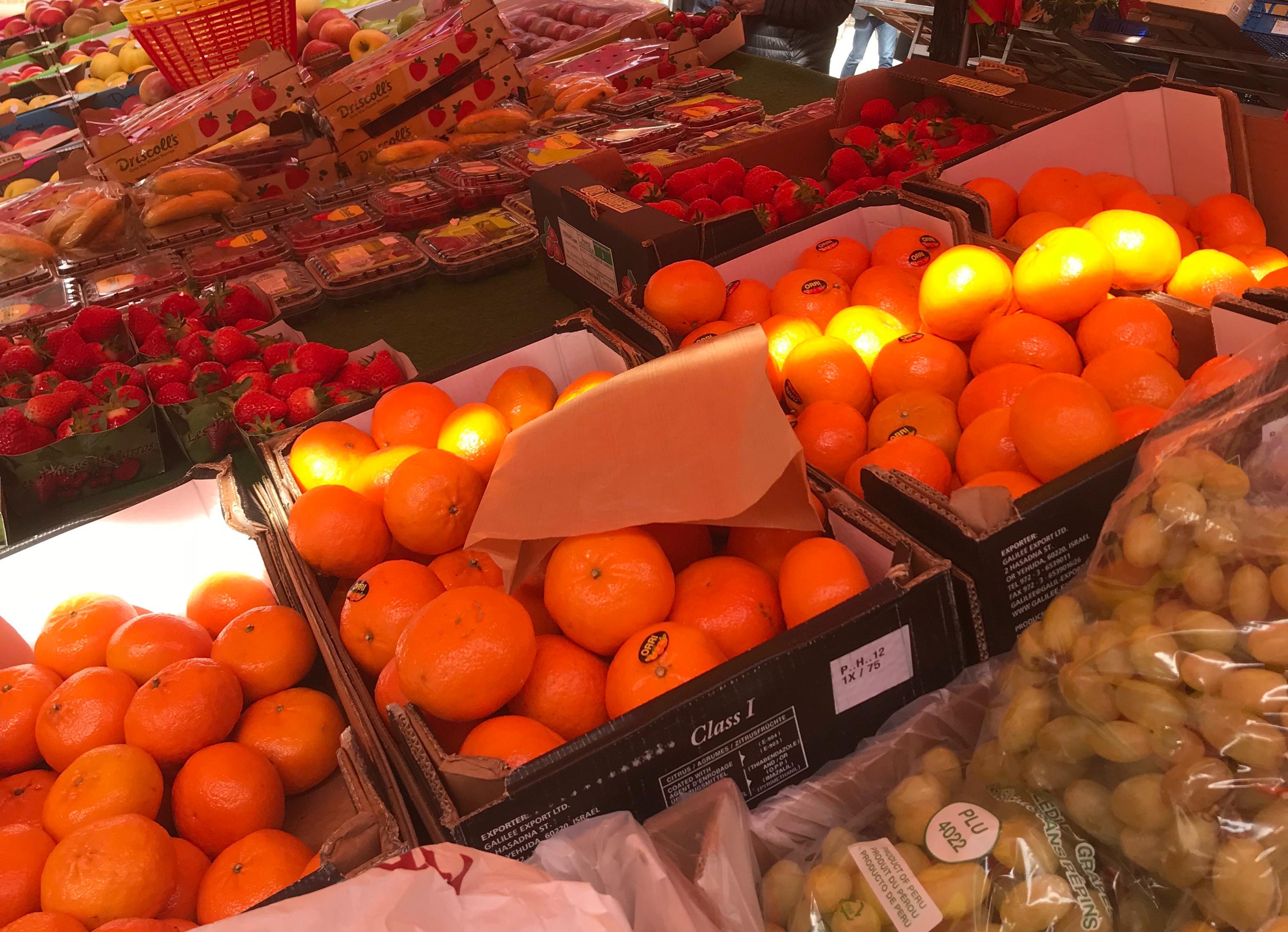 Monaco markets