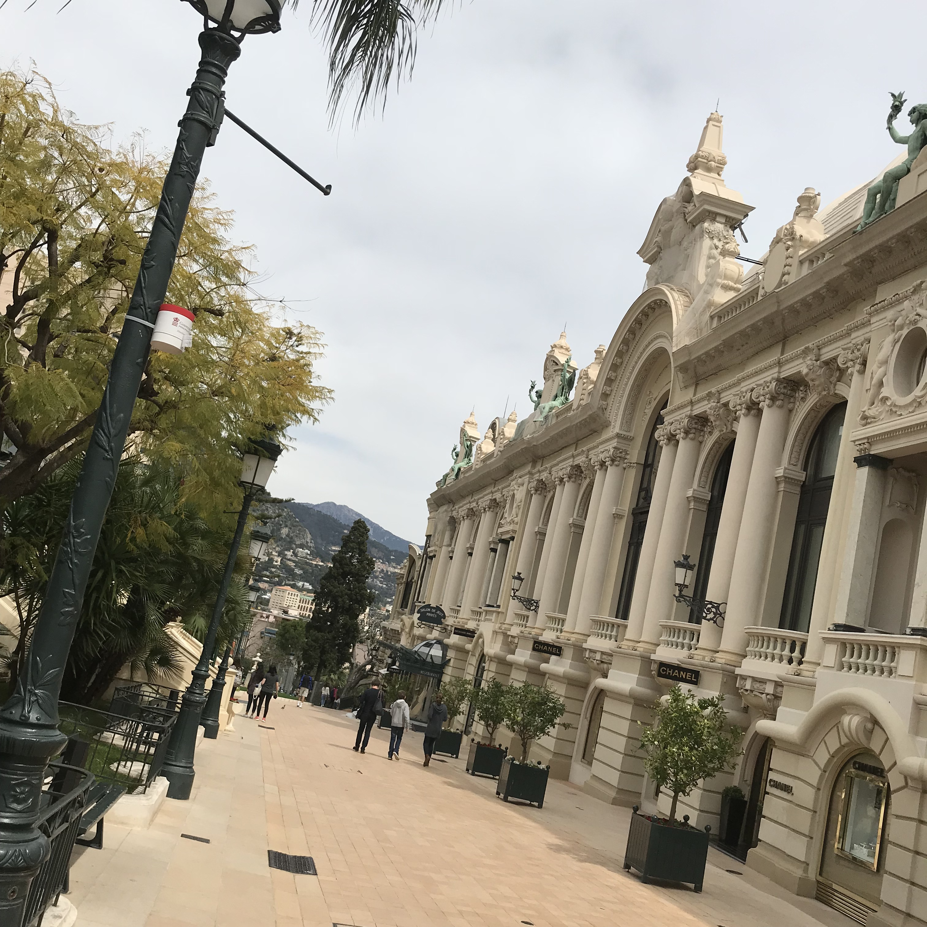 Monte carlos designer shops