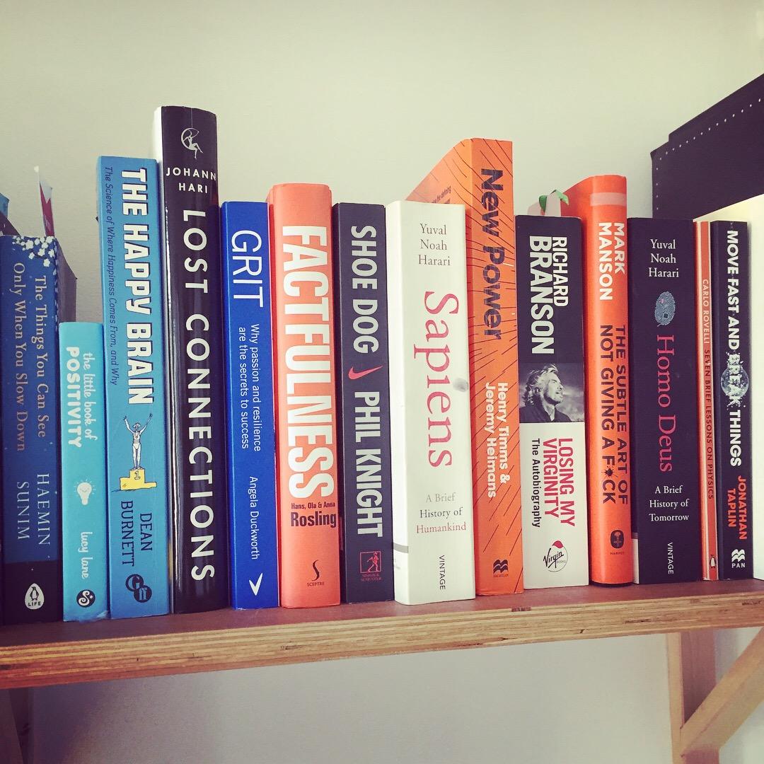 Book shelf philosophy