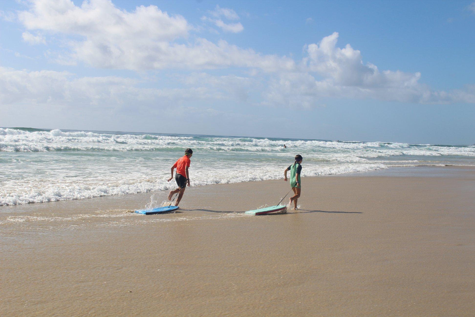 Boogie Board Australia kids