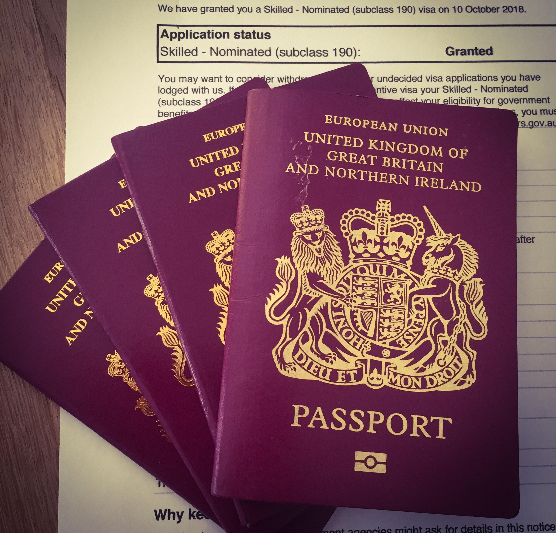 Official Australian Visa Grant