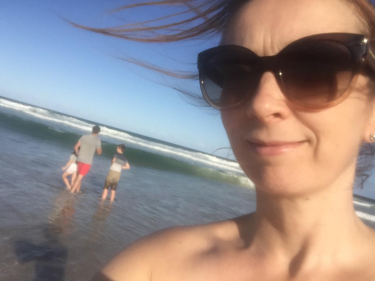 Family casuarina beach australia