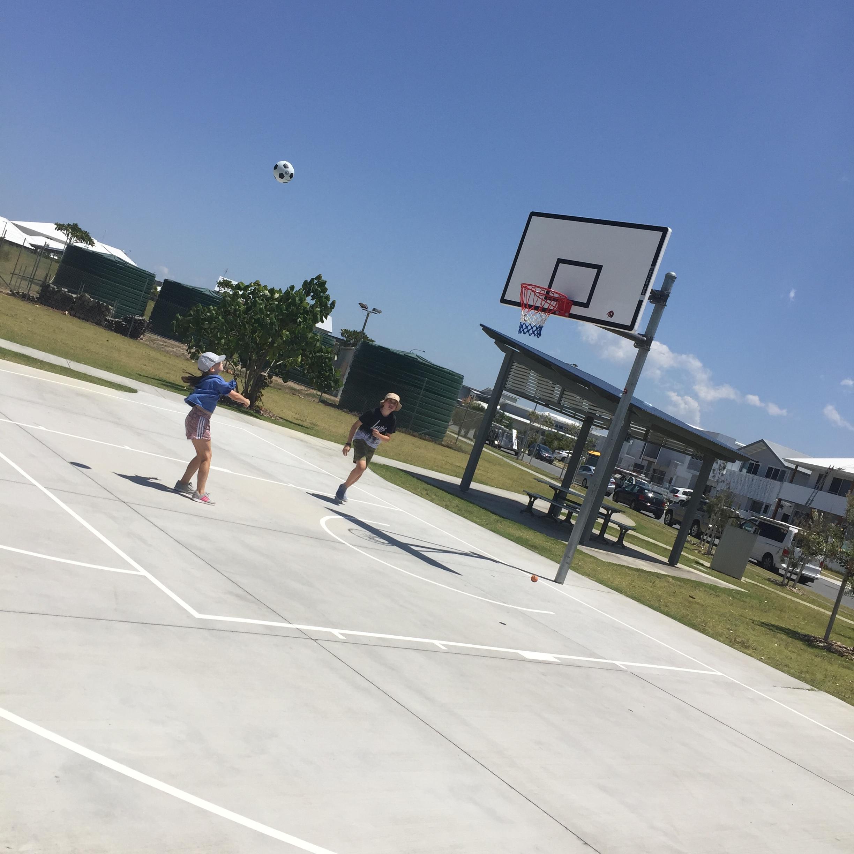 Basketball casuarina australia
