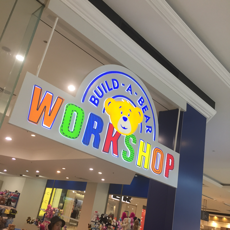 Bulid a bear Queensland Australia workkidssleep